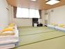 和室15畳 4名〜7名用の大部屋和室