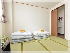 和室9畳2名〜4名用の和室